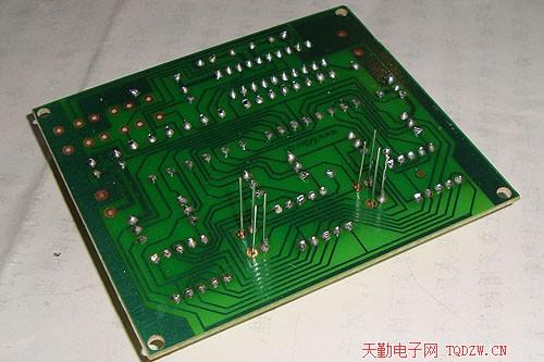 多功能六位数字钟套件焊接教程